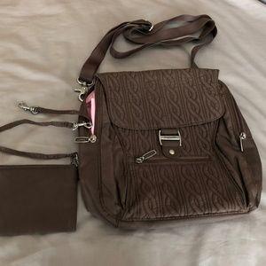 Baggallini Convertible Crossbody/Backpack